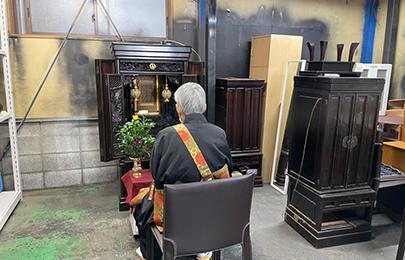 仏壇の処分と供養